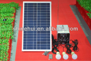 5-100W Solar Home System Solar Energy System pictures & photos
