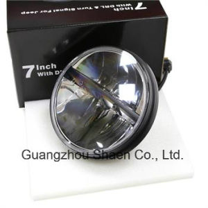 Hot Sale 30W 7inch Round LED Headlight pictures & photos