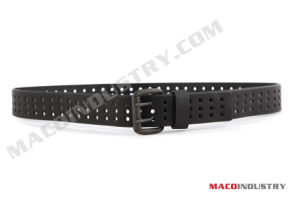 Men′s Casual Leather Belt (Mu016)