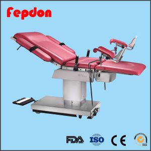 Hospital Gynecology Comprehensive Operating Table (HFEPB99B) pictures & photos