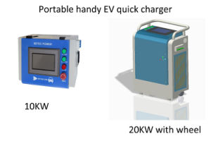 Setec 20kw Mobile DC Quick Charging Station for Electric Vehicle pictures & photos