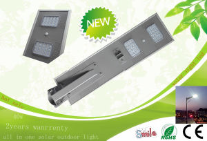 2015 New Design Good Price Integrated Solar Street Light pictures & photos