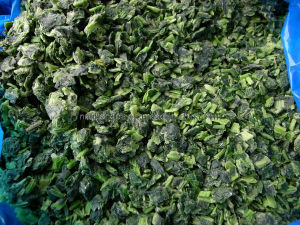 Frozen Spinach Frozen Vegetables IQF Spinach