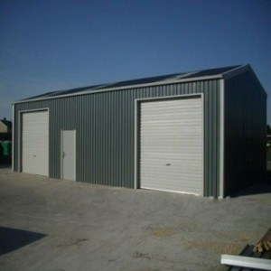 Mobile Portable Steel Structure Garage (DG3-029) pictures & photos