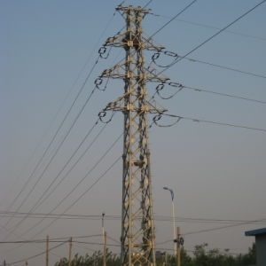 110kv Power Transmission Line Tower