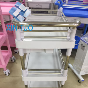 Factory Direct Price Hospital Medical Treatment /Therapy Trolley/Cart pictures & photos