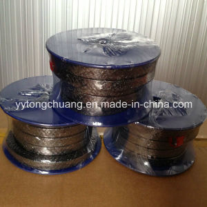 High Pressure Mechanical Seal Pure Graphite Gland Packing pictures & photos