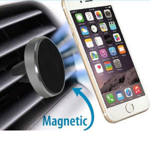 Air Vent Phone Car Mount with Iron Piece for Smartphone pictures & photos
