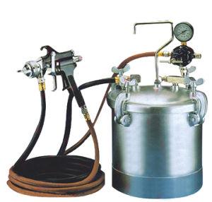 Paint Tank &Penumatic Diaphragm Pump PT-3