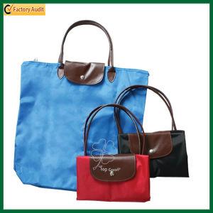 Wholesale 210d Foldable Shopping Bag Handbags (TP-FB174) pictures & photos
