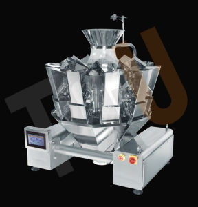 10 Head PLC Multihead Weigher for Snack Food (TY-P10)