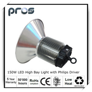 Super Brightness IP64 LED High Bay Light 150W for Indoor Lighting pictures & photos