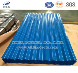 Colorful Corrugated Steel Sheet with Good Price