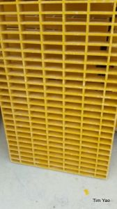 FRP Grating Panel for Car Washing pictures & photos