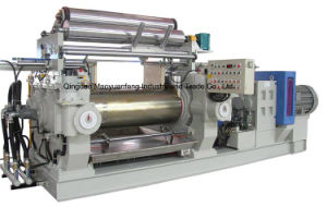 Xk560/610/660 Rubber Processing Machinery Two Roll Open Mixing Mill Machine pictures & photos