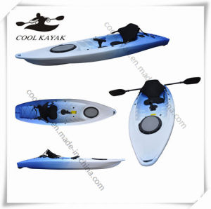 Solo Plastic Fishing Kayak with Competitive Price