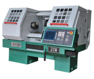 Flat Bed CNC Lathe (SK6132H/SK6136H) pictures & photos