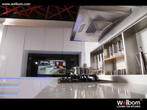 Morden Lacquer Kitchen Cabinets/Kitchen Designs/Kitchen Idea pictures & photos