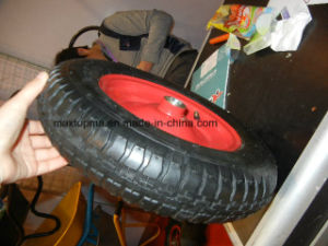 Pneumatic Air Wheelbarrow Rubber Wheel pictures & photos