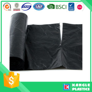 Disposable Plastic Star Seal Large Trash Bags on Roll pictures & photos