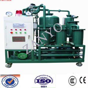 Zanyo Vacuum Lube Oil Purifier pictures & photos