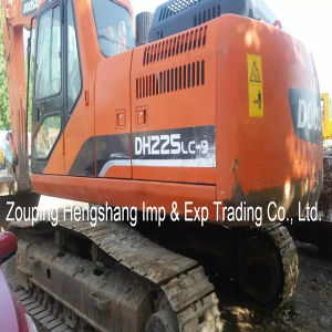 Used Doosan Excavator for Sale (225LC-9)