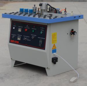 Woodworking Machinery Manual PVC Edge Banding Machine pictures & photos