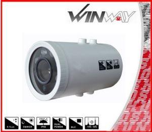 Metal Shell 1200tvl 0 Lux Night Vision CCTV Camera (SSD-755)