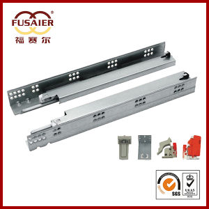 American Type Soft-Closing Concealed Telescopic Channels pictures & photos