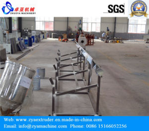 Pert High Speed Floor Heating Pipe Extruder Machine/Production Line pictures & photos