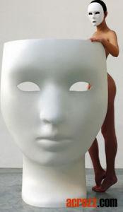 Outdoor Patio Fiberglass Face Mask Nemo Chair pictures & photos
