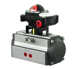 Limit Switch Box with Pneumatic Actuator pictures & photos
