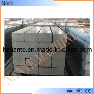 Factory Price Crane Rail Q345b Flat Bar pictures & photos