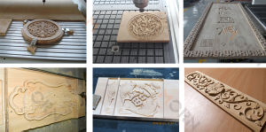 Computer Controlled Wood CNC Router pictures & photos
