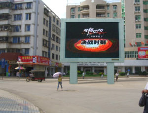 Outdoor Large Video Program Full Color P8 DIP LED Display for Advertising/Lighting/Decoration pictures & photos