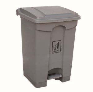 Wholesale for The 45L Pedal Plastic Trash Can, Garbage Bin pictures & photos