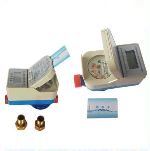 Dn50 Smart Prepaid Radio Frequency Card Water Meter pictures & photos