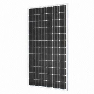 200W 36V Mono Solar Panel for Roof System Home Use pictures & photos