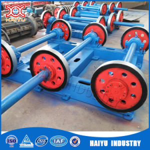 Prestressed Concrete Electric Pole Making Machine pictures & photos