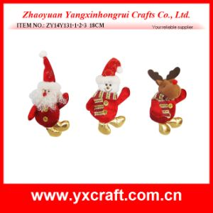 Christmas Decoration (ZY14Y131-1-2-3 18CM) Christmas Day Christmas Packing pictures & photos