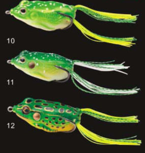 Good Quality Soft Lure Soft Frog Frog Lure pictures & photos
