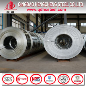 SGCC Z150 Hot Dipped Zinc Coated Gi Steel Strip pictures & photos