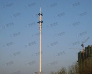 Binary Star Landscape Telecommunication Steel Tower pictures & photos