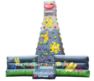 Giant Inflatable Climbing Wall Water Rock Air Mountain pictures & photos
