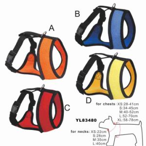 Dog Mesh Harness Vest, Dog Harness pictures & photos