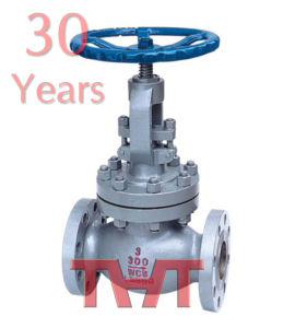 API/ANSI Standard Flanged Globe Valve pictures & photos