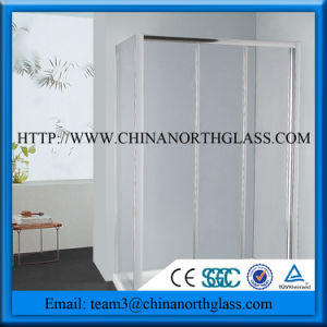 Hight Quality Tempered Glass Interior Doors with En12150 Certification pictures & photos