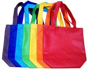 10 Inch Mini Non-Woven Tote Bag pictures & photos