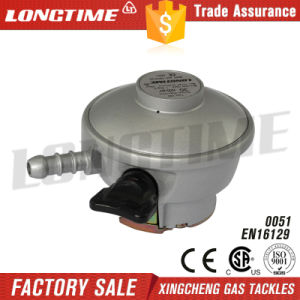 Ce Certified Clip on LPG Gas Pressure Regulator