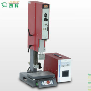 High Frequency 35kHz Ultrasound Plastic Welding Equipment pictures & photos